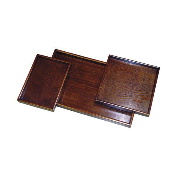 木製盆 スリーセット 783631