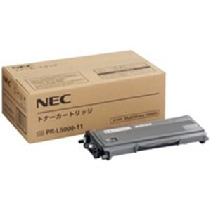 パソコン・周辺機器 (業務用3セット) NEC トナーカートリッジ PR-L5000-11 【×3セット】
