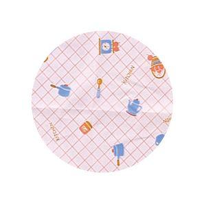 健康器具 (まとめ)宇都宮製作 食事用エプロン 生き活きお食事用エプロン袖付 ピンク N187-F【×2セット】