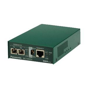 パナソニックESネットワークス メディアコンバーター MC1000SX PN61314