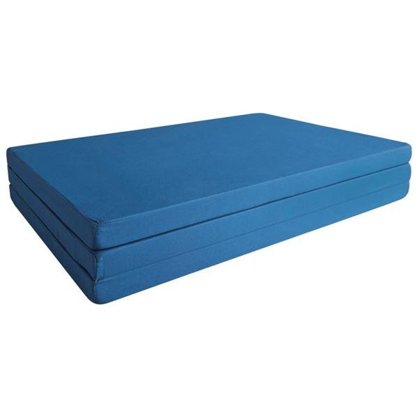寝具 関連商品 体をしっかり支える硬質マットレス セミダブル