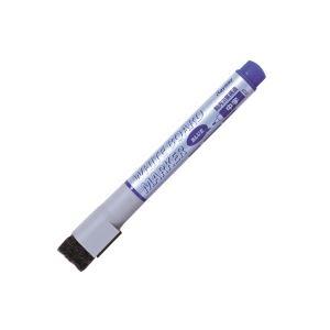 ホワイトボード・白板 関連商品 (業務用200セット) レイメイ藤井 ホワイトボードマーカー LBM26A 青