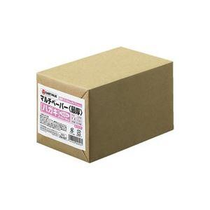パソコン・周辺機器 PCサプライ・消耗品 コピー用紙・印刷用紙 関連 (業務用40セット) ジョインテックス マルチペーパー最厚ハガキ無地 500枚 A045J