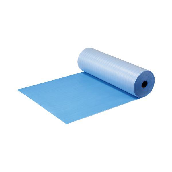 日用品雑貨 生活用品 雑貨 (まとめ買い) 養生ブルー 紙管レス 1000mm×30m #120Y 1巻 【×2セット】