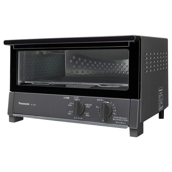 家電 関連 パナソニック(家電) オーブントースター(ダークメタリック) NT-T500-K