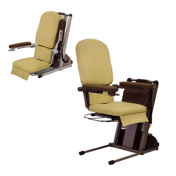 健康器具 西川リビング 昇降座椅子 独立宣言くるり DSKR