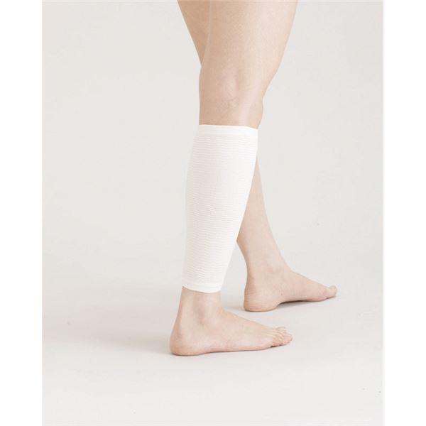 (まとめ買い)サポーター アイボリー【×10セット】 雑貨 肘・膝・脹脛サポーター 生活日用品 ダイエット・健康