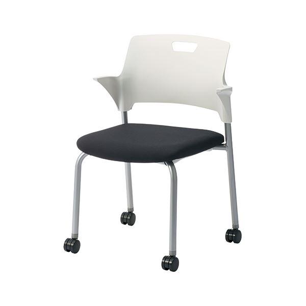 オフィス家具 オフィスチェア 会議用チェア 関連 会議イス CM550-MYC ブラック