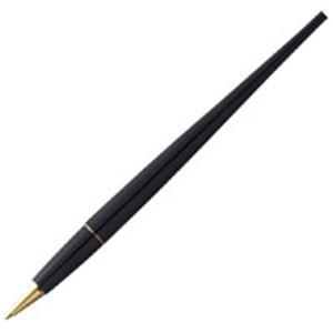 生活用品・インテリア・雑貨 (業務用100セット) プラチナ万年筆 デスクボールペン DB-500S#1 黒 【×100セット】