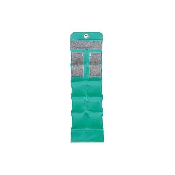 健康器具 リハビリ用おもり/重錘バンド (3)#1.5 グリーン(緑) 【重量約1.5kg】 豊通オールライフ [介護用品]