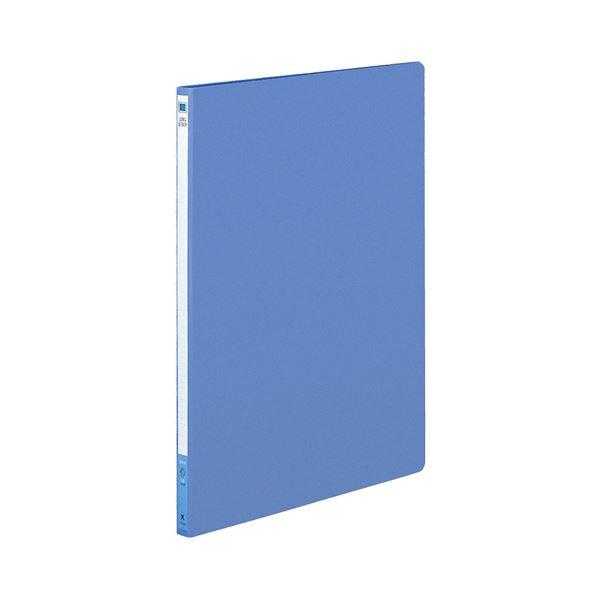 文具・オフィス用品 (まとめ) コクヨ ロングレバーファイル(Z式) B4タテ 120枚収容 背幅20mm 青 フ-2304NB 1冊 【×10セット】