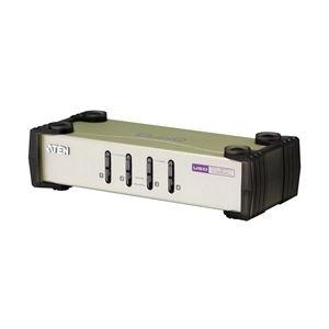 ATEN マルチインターフェース 4ポート USB KVMスイッチ CS84U