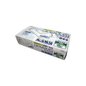 掃除用具 関連 (業務用30セット) エステー モデルローブNo.944 ポリエチレン 半透明 30枚 【×30セット】