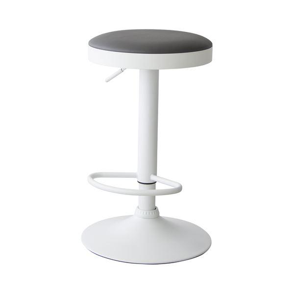椅子 関連商品 (2脚セット) カウンタースツール ホワイト RKC-270WH