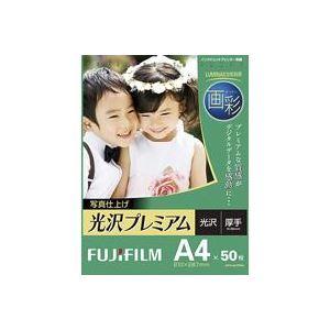 パソコン・周辺機器 (業務用20セット) 富士フィルム FUJI 写真仕上光沢プレミアムA4 WPA450PRM 50枚 【×20セット】