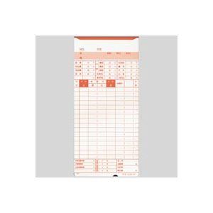 パソコン オフィス機器用・タイムレコーダー用・タイムカード 関連 (業務用30セット) アマノ 標準タイムカードD 100枚入 【×30セット】