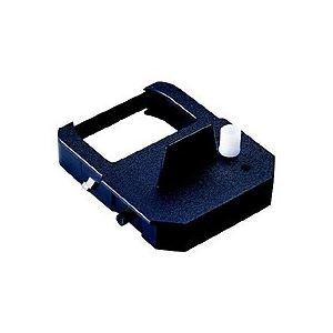 生活家電 (まとめ) セイコープレシジョン タイムレコーダ用インクリボン 黒 TP-1051SB 1個 【×4セット】