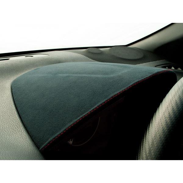 車用品 パーツ 内装パーツ 関連 BRZ ZC6 メーターフードカバー タイプ:スエードブラック シルクロード