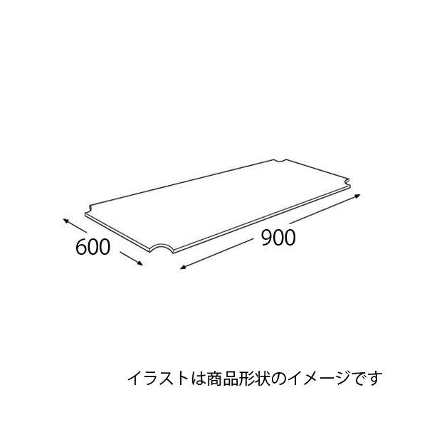 ワイヤーシェルフ用アクリル板 H2436AB1