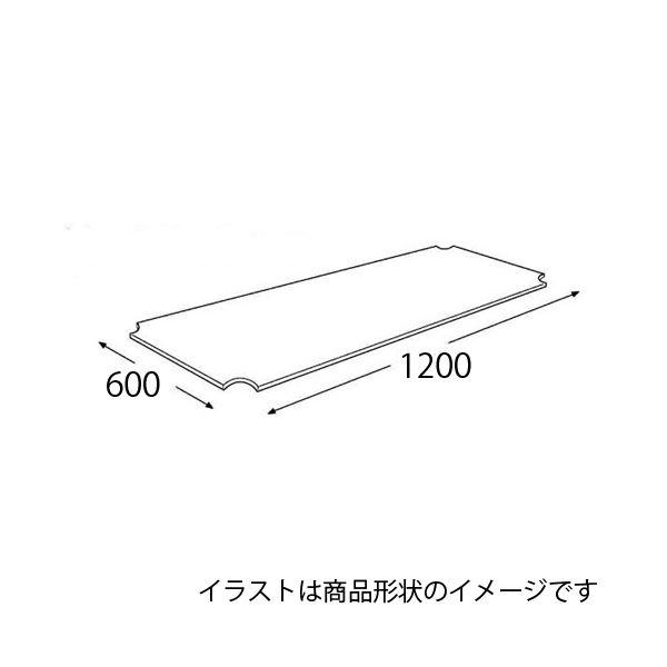 生活用品・インテリア・雑貨 ワイヤーシェルフ用アクリル板 H2448AB1