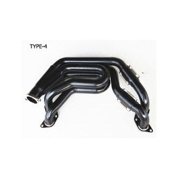 車用品 パーツ 排気系パーツ 関連 BRZ ZC6 エキゾーストマニフォールド (EeeCustom社製) TYPE-4 シルクロード