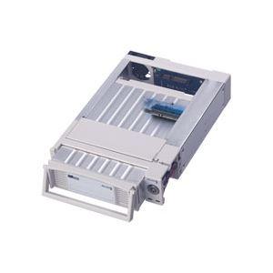 パソコン・周辺機器 関連 家電関連商品 ラトックシステム SATAリムーバブルケース 内蔵タイプ(ライトグレー) SA3-RC1-LGX