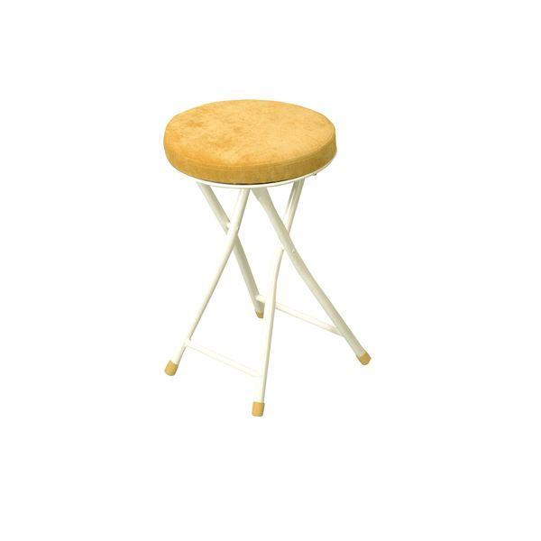 椅子 関連商品 (6脚セット) スツール スチール イエロー PC-31YE