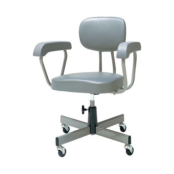 オフィス家具 オフィスチェア 高機能チェア 関連 事務イス R-23 グレー