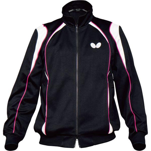 スポーツ用品・スポーツウェア関連商品 卓球アパレル XU・JACKET(XU・ジャケット) 45250 ロゼ M