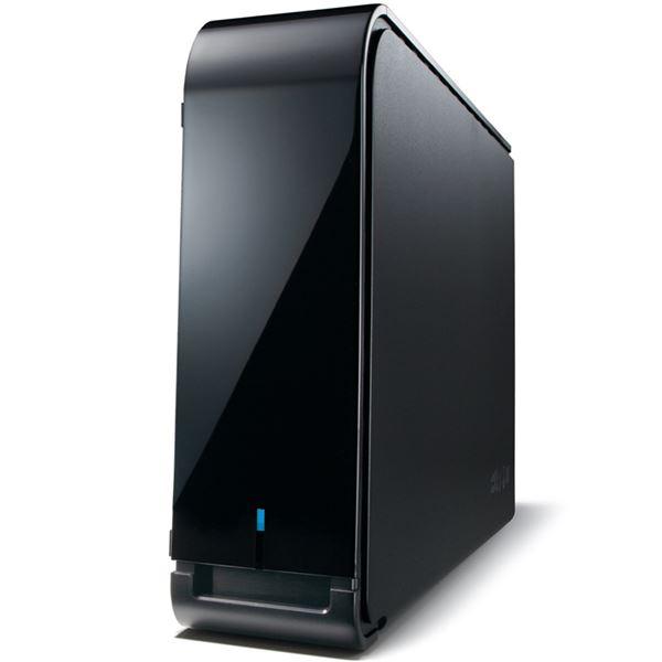パソコン・周辺機器 バッファロー ハードウェア暗号機能搭載 USB3.0用 外付けHDD 4TB HD-LX4.0U3D