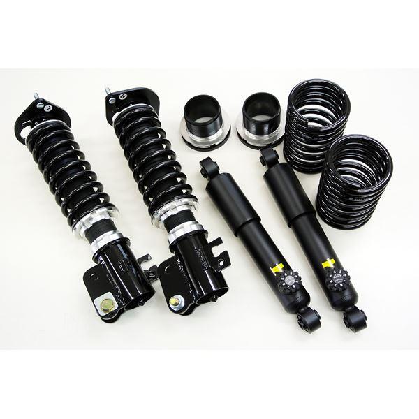 車用品 タイヤ・ホイール 関連 アルト HA23 (04.06-) サスペンションキット RM-S8K シルクロード 60K-B20