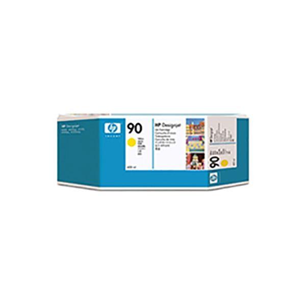 AV・デジモノ 【純正品】 HP C5065A HP 90 インクカートリッジ イエロー