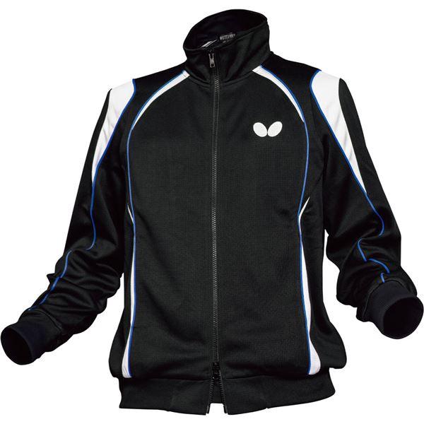 卓球用品関連商品 卓球アパレル XU・JACKET(XU・ジャケット) 45250 ブルー SS