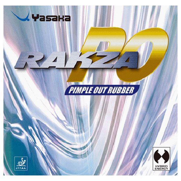 卓球ラケット用ラバー 関連商品 表ソフトラバー ラクザPO B78 クロ A