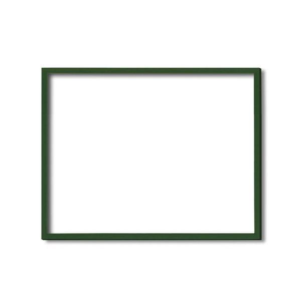 絵画 関連商品 【額縁・絵画額・水彩額】壁掛けひも・アクリル付 ■5767デッサン額(グリーン) 三三サイズ(606×455mm)