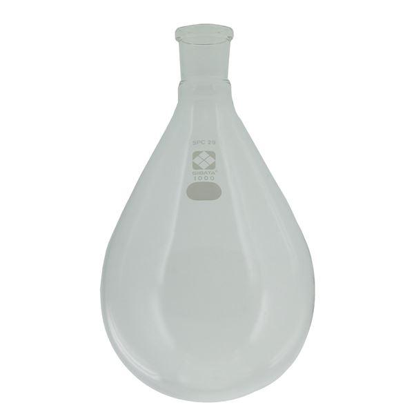 科学・研究・実験 関連商品 SPCなす形フラスコ 1L