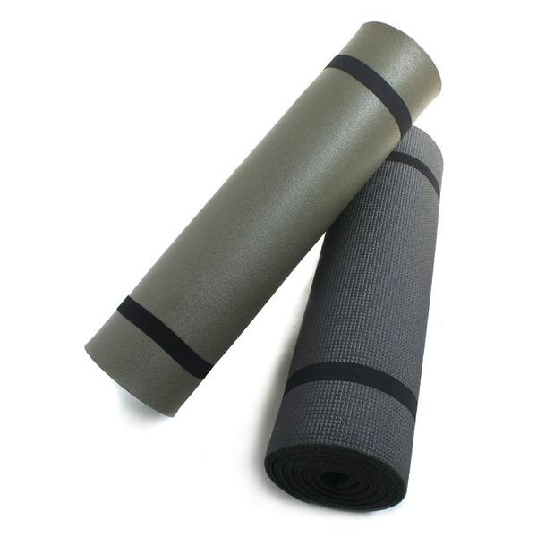 サバイバルゲーム・トイガン 装備・備品 関連 ホビー関連商品 アメリカ軍 放出 スリーピングマットレス EE491YN ブラック 185cm×60cm×1cm 【 デッドストック 】