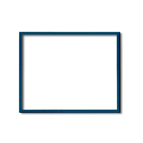 【額縁・絵画額・水彩額】壁掛けひも・アクリル付 ■5767デッサン額(ブルー) 三三サイズ(606×455mm)