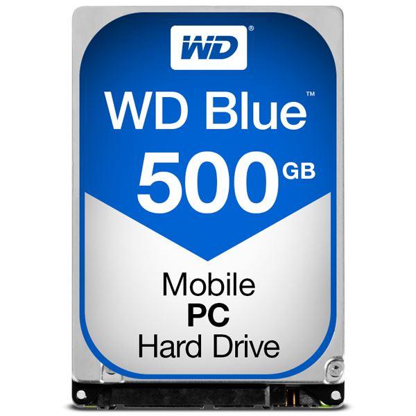 パソコン・周辺機器 WESTERN DIGITAL 3.5インチ内蔵HDD 500GB SATA 6.0Gb/s 7200rpm 32MB WD5000AZLX