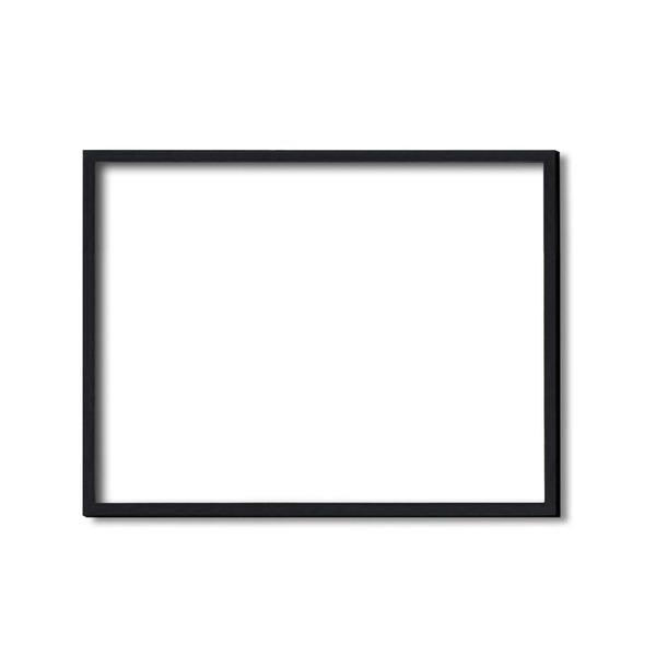 絵画 関連商品 【額縁・絵画額・水彩額】壁掛けひも・アクリル付 ■5767デッサン額(ブラック) 三三サイズ(606×455mm)
