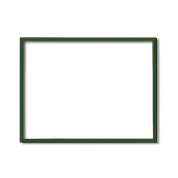 絵画 関連商品 【額縁・絵画額・水彩額】壁掛けひも・アクリル付 ■5767デッサン額(グリーン) 小全紙サイズ(660×510mm)