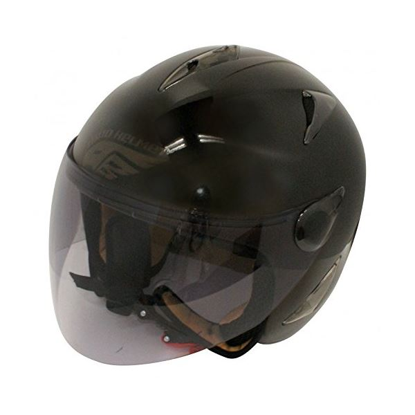 ヘルメット バードヘルメット P.BLACK ladys