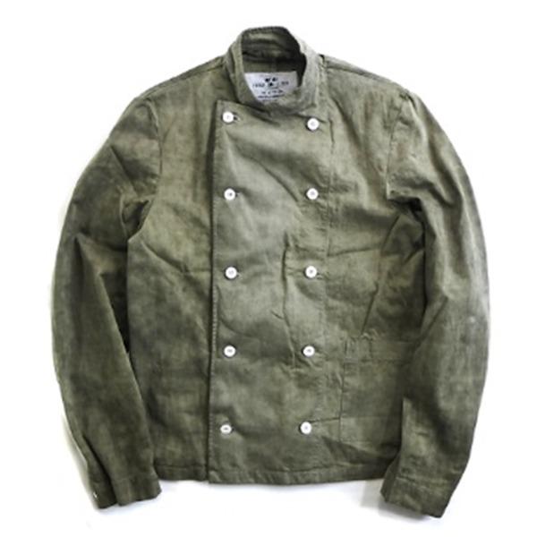 スポーツ・アウトドア アウトドア ウェア レインウェア 関連 ホビー関連商品 スウェーデン軍放出コックジャケット後染め オリーブ 50/150(M相当)