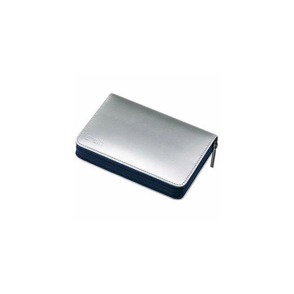 生活 雑貨 通販 (まとめ) SHARP OZ-300-S 電子辞書専用純正ケース シルバー 【×3セット】