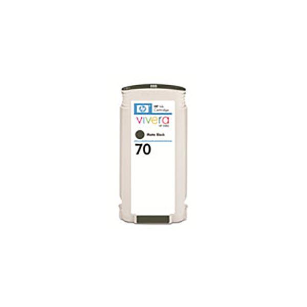 パソコン・周辺機器 【純正品】 HP C9448A HP70 インクカートリッジ マットブラック