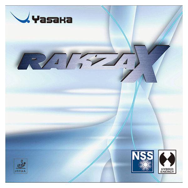 卓球ラケット用ラバー 関連商品 裏ソフトラバー ラクザX B82 アカ TA