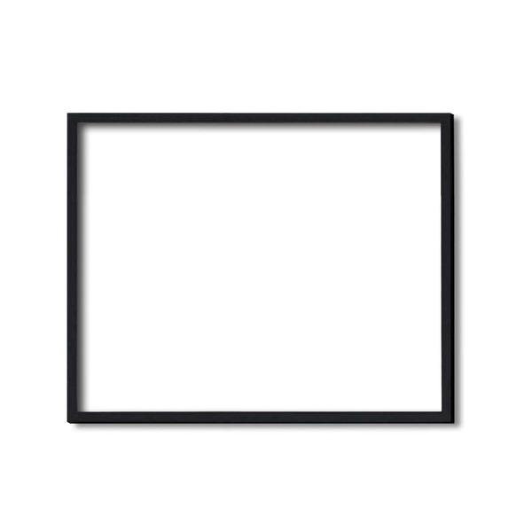 絵画 関連商品 【額縁・絵画額・水彩額】壁掛けひも・アクリル付 ■5767デッサン額(ブラック) 小全紙サイズ(660×510mm)