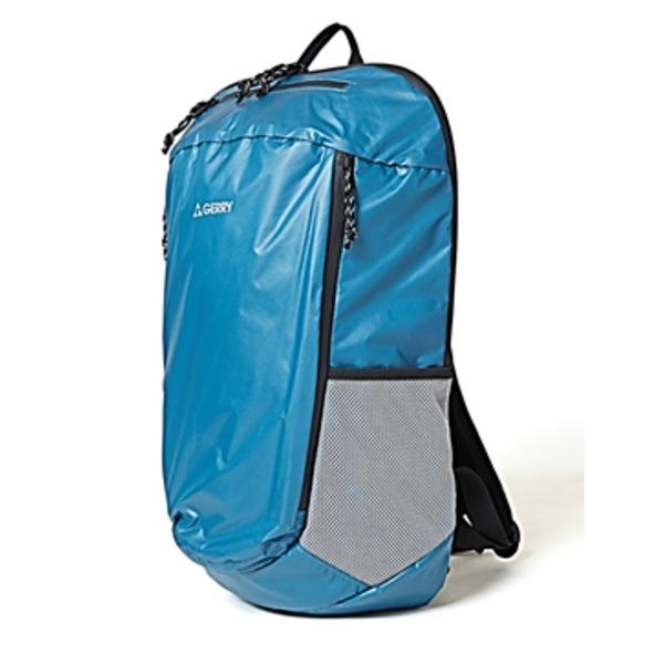 バッグ関連商品 強く・軽く・しなやか・高耐水圧新素材マジックプロテクション19リッターリュック ターコイズ