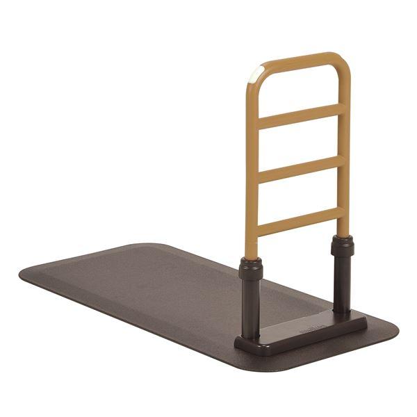 インテリア・家具 生活用品 雑貨 床おき式手すり ルーツ (1)サイドタイプ MNTPLBR