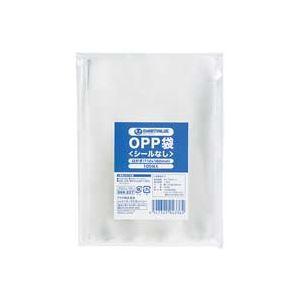 文房具・事務用品 ギフトラッピング用品 透明OPP袋 関連 (業務用200セット) ジョインテックス OPP袋(シールなし)はがき100枚 B625J-HA 【×200セット】